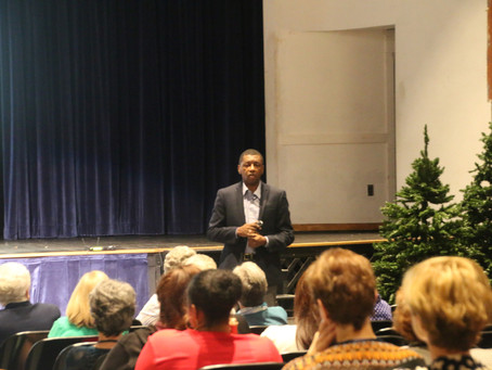 An Evening And Conversation On Racial Literacy At Waldron Mercy Academy