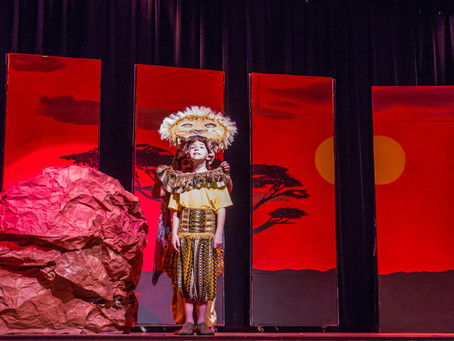 Waldron Mercy Academy's Stars And Stripes Theatre Presents The Lion King KIDS