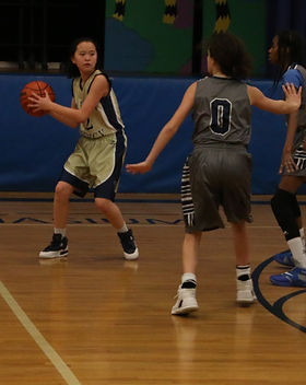 Waldron Mercy Girls Basketball