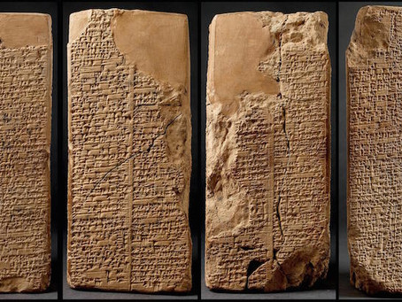 15 facts about the Sumerian King List: When GODS ruled Earth