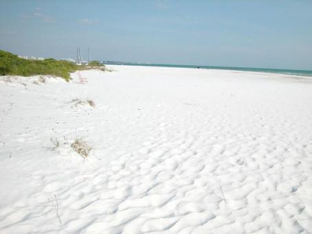 The Legend Of Siesta Key Sand