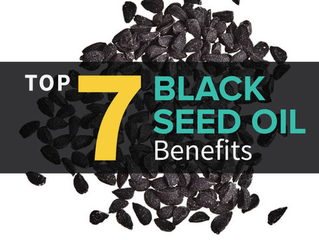 7 Proven Black Seed Oil Benefits & Cures