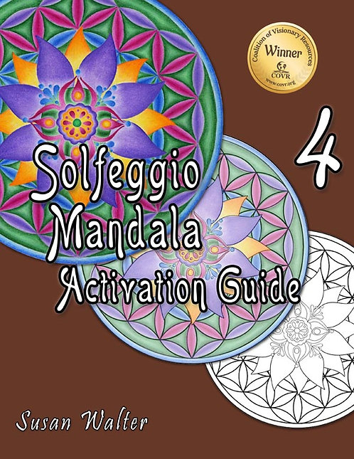 Solfeggio Mandala Activation Guide, Natural