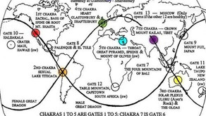 Earth Chakras And Vortices – The Earth Energy Grid
