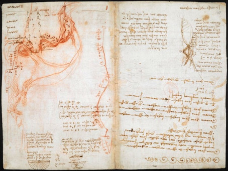 Leonardo da Vinci's Visionary Notebooks Now Online: Browse 570 Digitized Pages