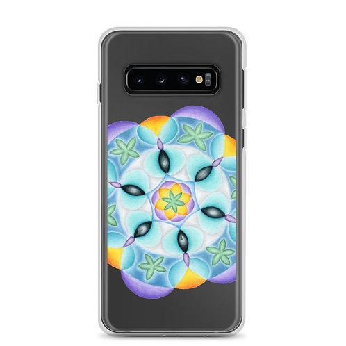 Samsung Case Solfeggio Mandala 528Hz