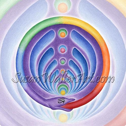 Solfeggio Mandala 123Hz, Karmic Balance