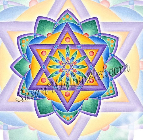 Solfeggio Mandala 273Hz, Remembering You