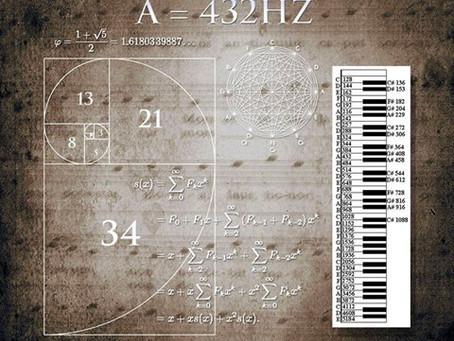 A=432Hz