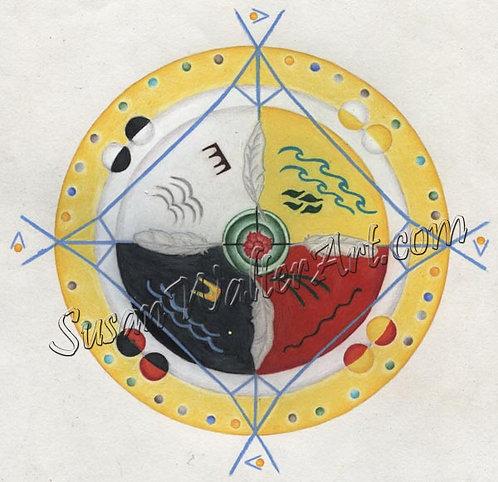 Indigenous Truths Mandala