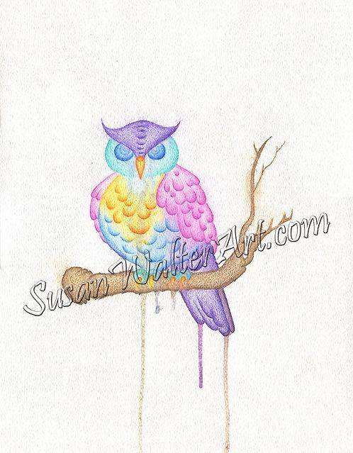 Air Guardian Series: Owl