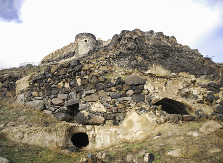 GIANT ANCIENT UNDERGROUND CITY FOUND THAT MAY BE THE LARGEST IN THE WORLD