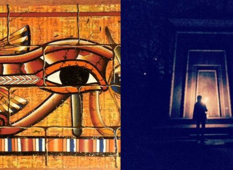 Is A Time Travel Machine Based On Secret Ancient Egyptian Knowledge Hidden In London?