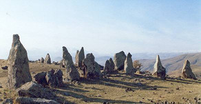 7,500-YEAR-OLD STONE CIRCLE IN ARMENIA ALIGNED TO CYGNUS'S BRIGHTEST STAR