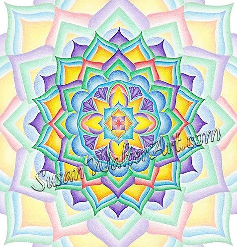 Mandala 144Hz, Call to Action