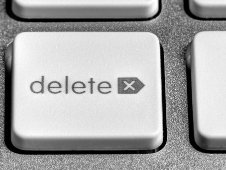 """Your Brain Has A """"Delete"""" Button–Here's How To Use It"""