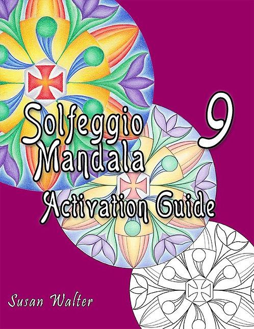 Solfeggio Mandala Activation Guide, Sirius