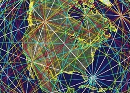 "Ley Lines- The ""KEY"" to Unlocking the Matrix"