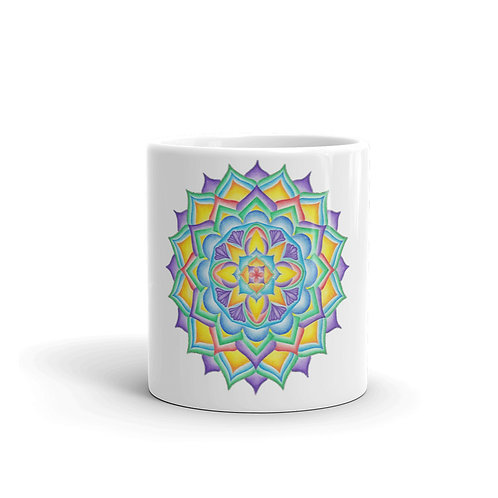 Mug Solfeggio Mandala 144Hz