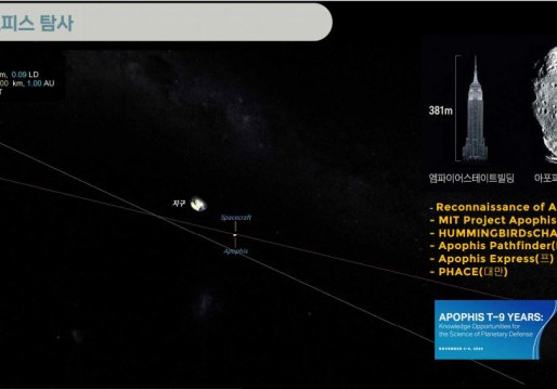 [동아사이언스] 차세대 한국형발사체 목표 2029년 소행성 탐사될까