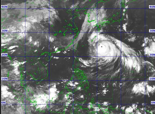 [사내공람용] 히마와리 위성으로 보는 10호 태풍 '하이선'