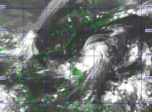 [사내공람용] 히마와리 위성으로 보는 9호 태풍 '마이삭' 경로