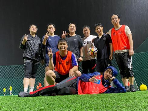 풋살 단체사진