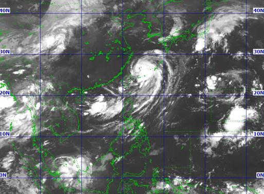 [사내공람용] 히마와리 위성으로 보는 8호 태풍 '바비' 경로