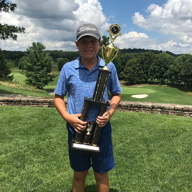 Jr. Champion at Virginian