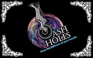 Ash Hole Screens Logo