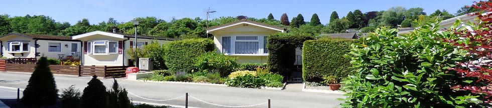 Park Homes at Richmond Caravan Park