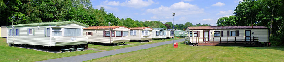 Holiday Homes at Richmod Caravan Park