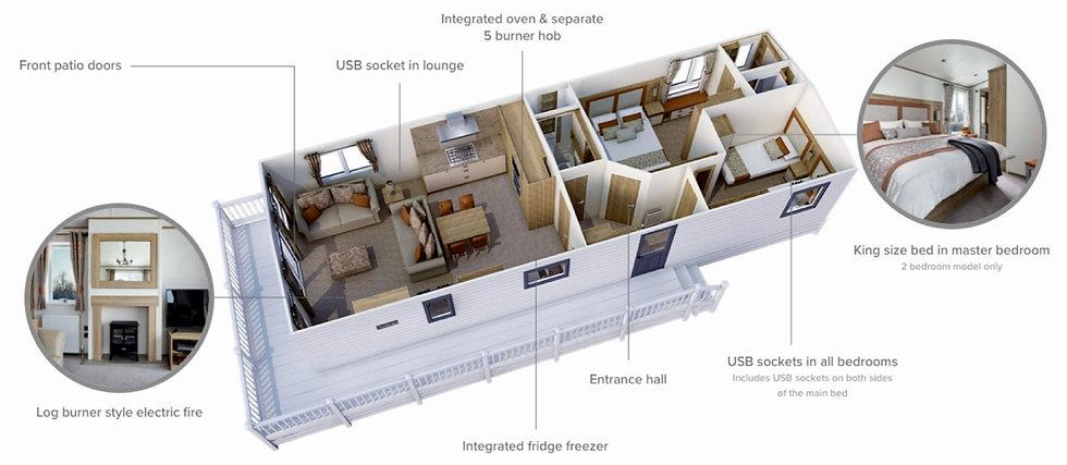 Ambleside 3D Plan