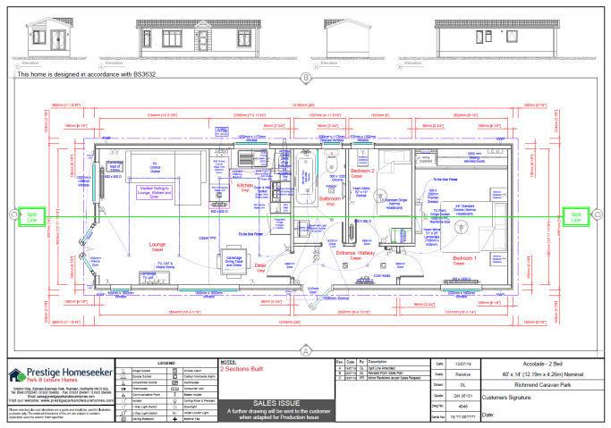 Plot 13 CAD Floor Plan