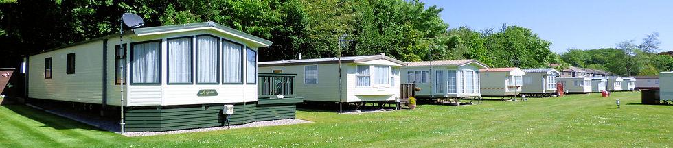 Static Caravans at Richmond Caravan Park