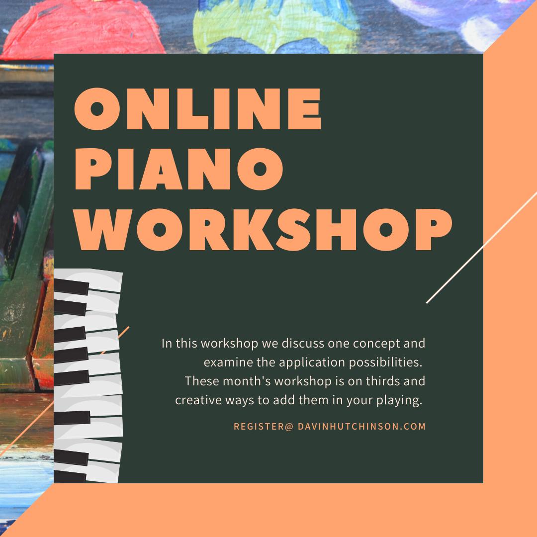 Piano Workshop