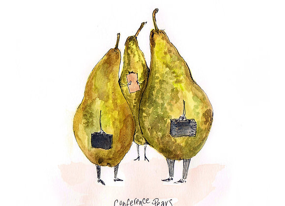 Conference Pears