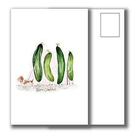 Product Mock Ups_Queue-Cumbers Postcard.