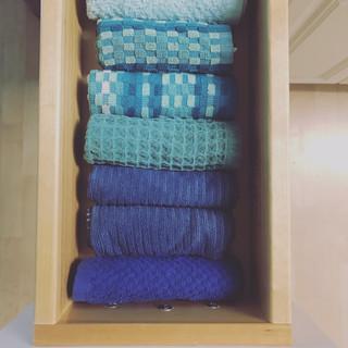 Dish Cloth Drawer