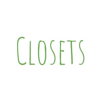 Bedrooms/Closets