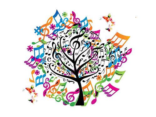 Atelier de musicothérapie active