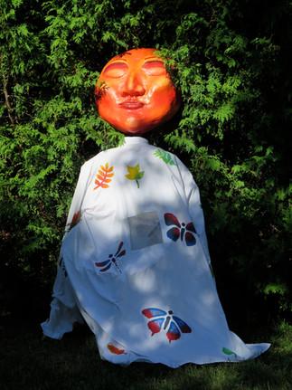 Tai Chi Puppet