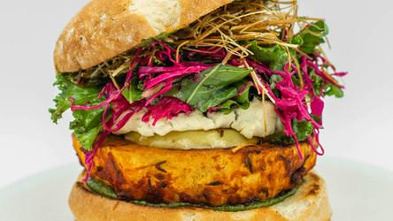 Gourmet Vegan Burgers, TakeAway Exclusive range & OFFERS