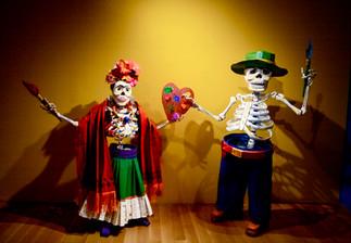 Frida & Diego Exhibit