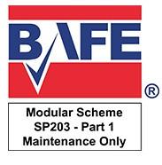 BAFE SP203-1 Maintenance