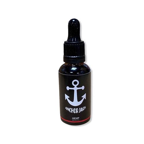 Hemp Beard Oil (Sandalwood)