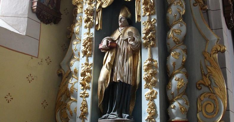 [Balade en Aveyron :  le retable baroque de Brousse-le-Château]