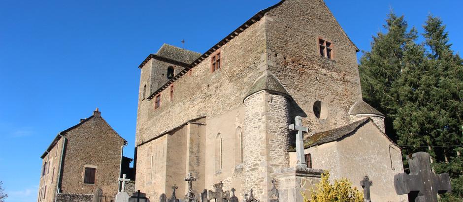 Balade en Aveyron - Saint-Georges-de-Camboulas