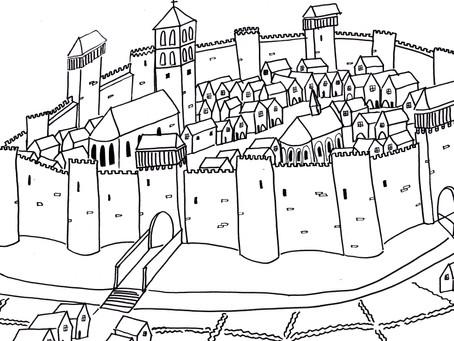La ville au Moyen Age