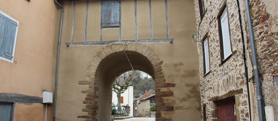Balade en Aveyron : La Selve, village templier